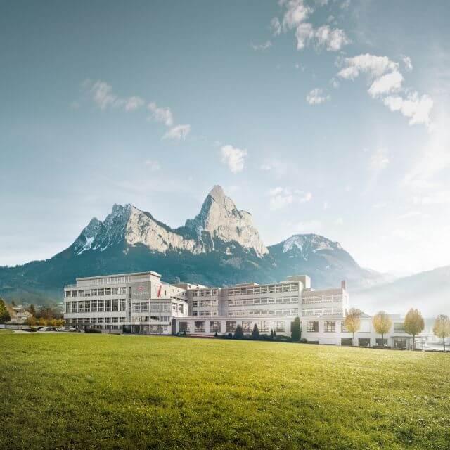 Visita a las instalaciones de Victorinox Swiss Army en Zurich