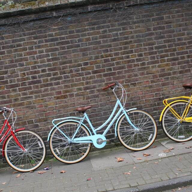 Bicicletas de colores Bobbin