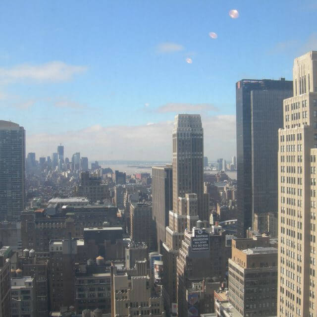 Vistas de la sede oficial de Jones New York