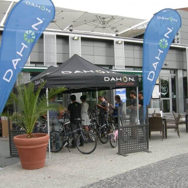Lanzamiento de la marca de bicicletas Dahon