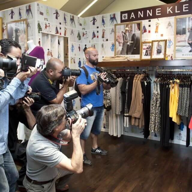 Evento para prensa y blogueras de moda