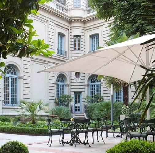Evento Puressentiel en Hotel Santo Mauro