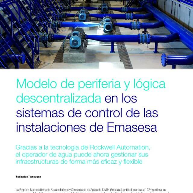 Rockwell Automation y Emasesa