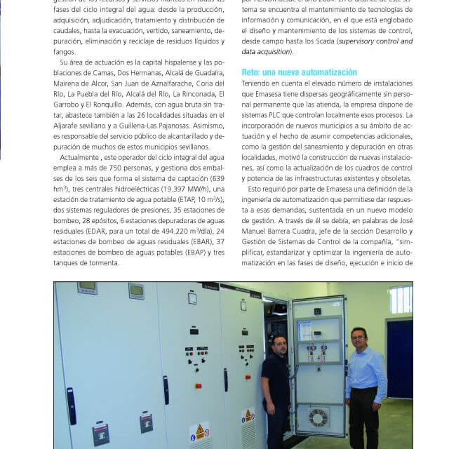 Tecnoaqua y Rockwell Automation