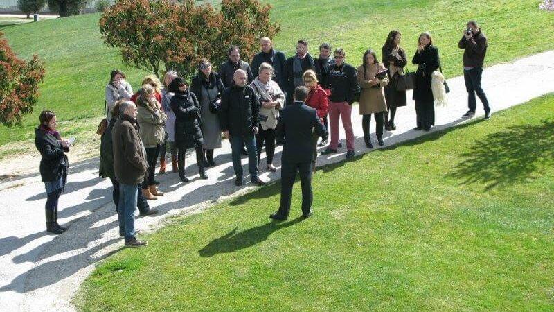 Evento de prensa Gardena y Mcculloch