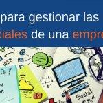 Guía sobre la gestión de redes sociales para empresas
