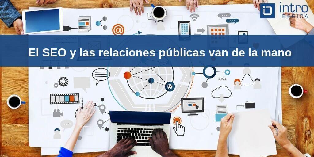 El SEO y las relaciones públicas